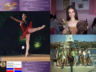 Yeira Genao-Fotofrafias de Viaje a Varna, Bulgaria y Viaje a Concurso de La Habana,Cuba